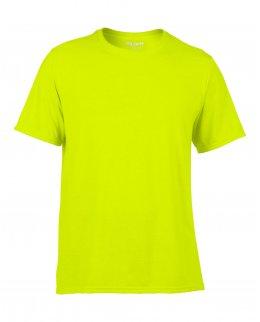 Varselgrön träningströja med eget tryck
