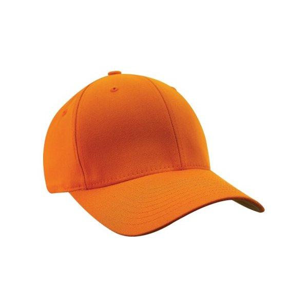 Orange barnkeps Flexfit med egen brodyr 11a331acdad1f