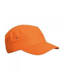 Orange barnkeps army med egen brodyr