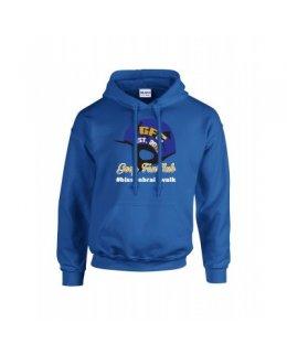 GoopFanClub: Hood, T-shirt & Keps