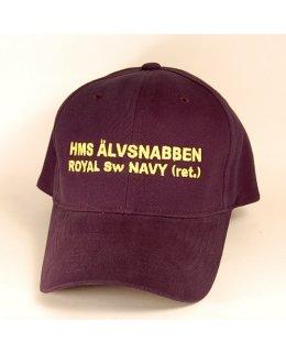HMS Älvsnabben-keps