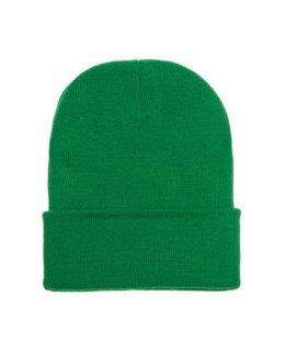 Lång mössa, klargrön