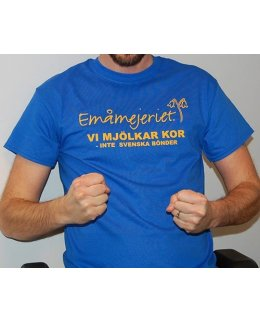 Emåmejeriet t-shirt
