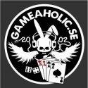 Gameaholic.se Sticker