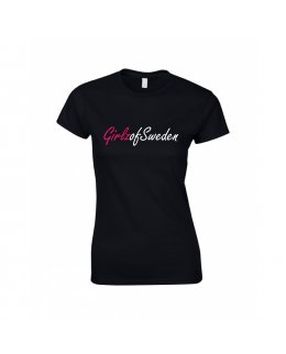 Girlz of Sweden T-shirt