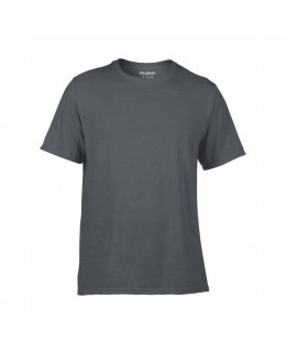 Träningströja med eget tryck - blyertsgrå t-shirt