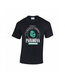 ParaNova T-shirt, orb