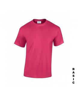 Cerise t-shirt med eget tryck