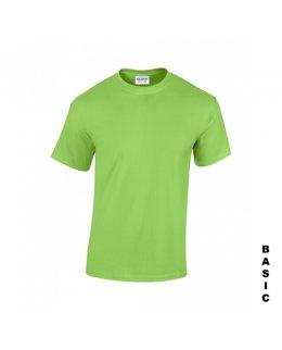 Limegrön t-shirt med eget tryck