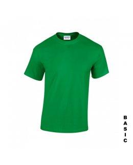 Klargrön t-shirt med eget tryck