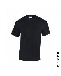 Svart t-shirt med eget tryck