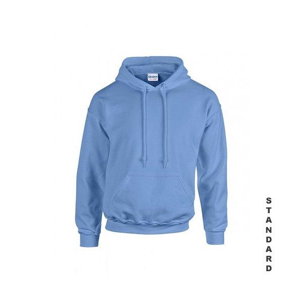 Carolina Blue hoodie med eget tryck
