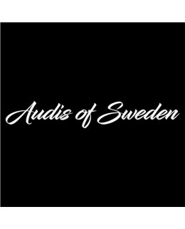 Audis of Sweden 2018 textlogo