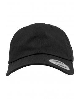 Svart Yupoong Dad Hat