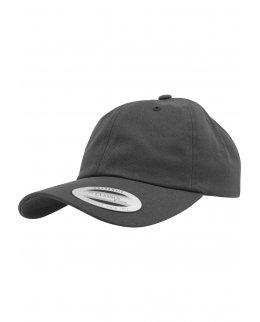 Mörkgrå Yupoong Dad Hat