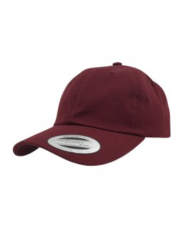 Vinröd Yupoong Dad Hat