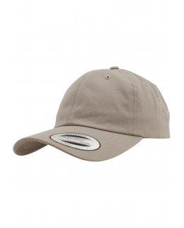 Khaki Yupoong Dad Hat