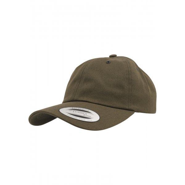 Mossgrön Yupoong Dad Hat
