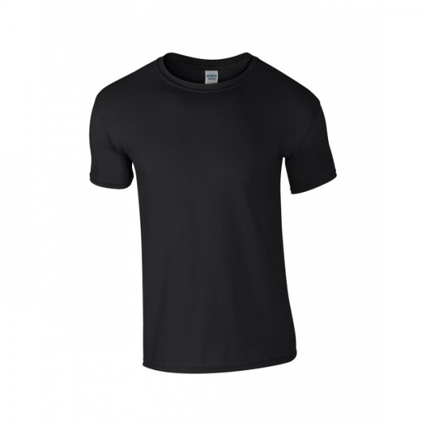 Gildan Softstyle Unisex Black