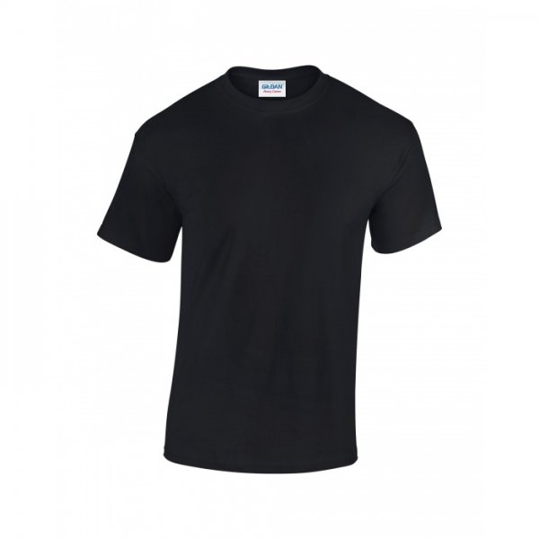 Gildan Heavy Cotton Black