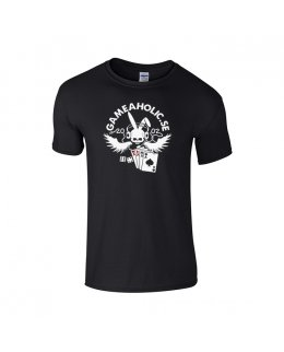 Gameaholic t-shirt