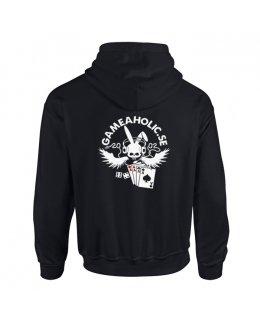 Gameaholic hoodie