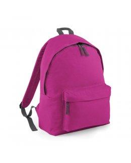 Fuchsia Mini-ryggsäck med eget tryck