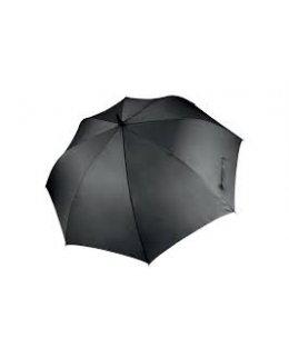 Stort golfparaply med eget tryck