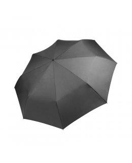 Hopfällbart paraply med eget tryck