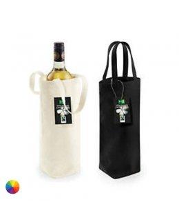 Fairtrade-kasse för flaskor med eget tryck