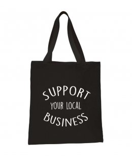 Support your local Business tygkasse