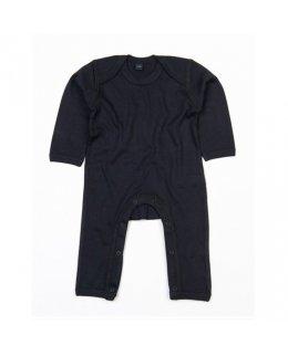 Ljusblå Jumpsuit med eget tryck