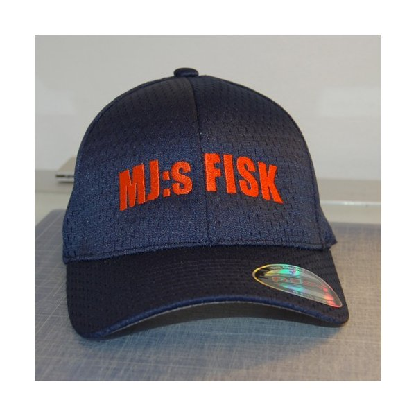 MJ Fisk-keps