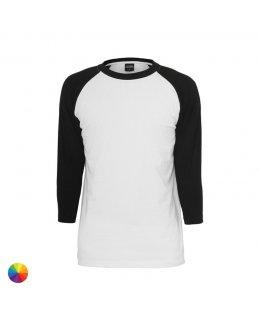 Raglan t-shirt med eget tryck