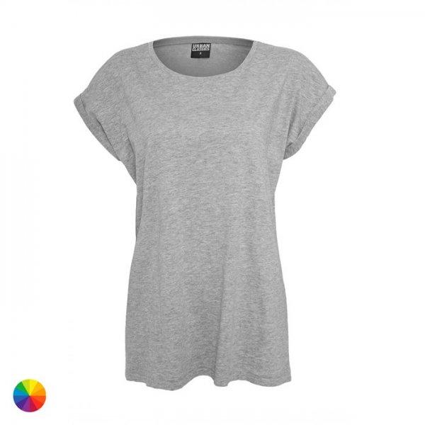 Loosefit Dam t-shirt med eget tryck (XS-5XL)