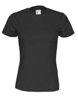 Eko Fairtrade T-shirt Dam Med Eget Tryck