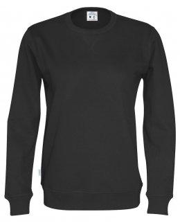 OffWhite Ekologisk och fairtrademärkt sweatshirt med eget tryck