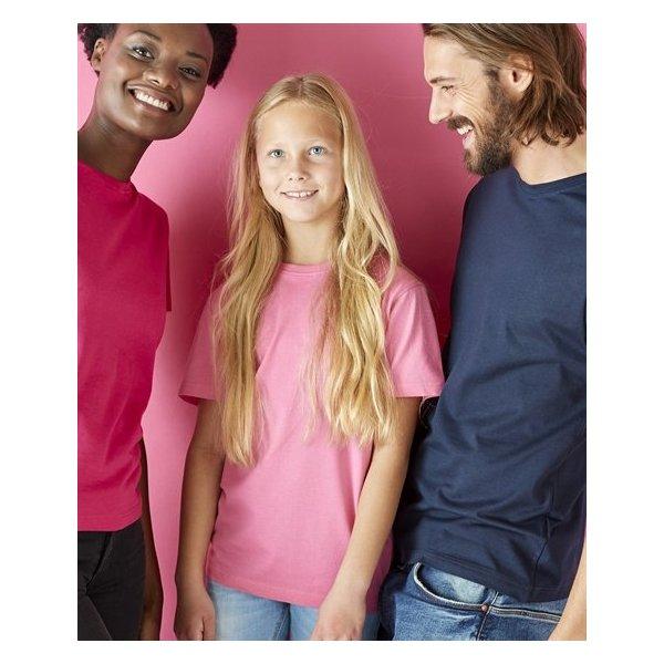 Ekologisk Fairtrade Barn T-Shirt