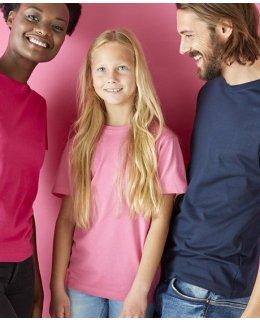 Eko Barn t-shirt Fairtrademärkt