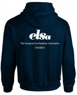 Mjuk hoodie ELSA ÖREBRO herr