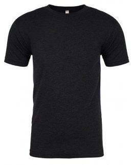 Vintage Black Tri-Blend t-shirt med eget tryck