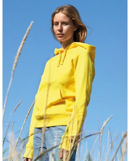 Ekologisk dam hoodie