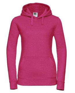 Standard hoodie dam med eget tryck