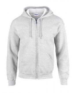 Standard zip hoodie med eget tryck