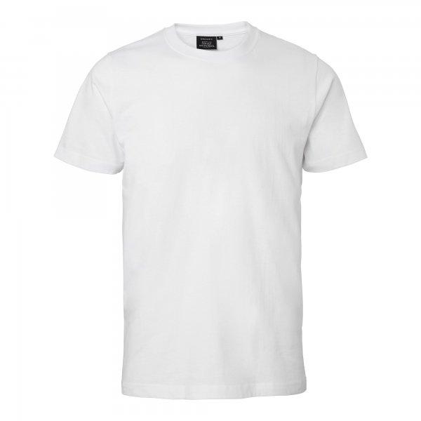 Vit barn t-shirt med eget tryck