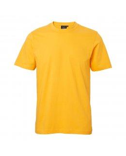 Gul barn t-shirt med eget tryck