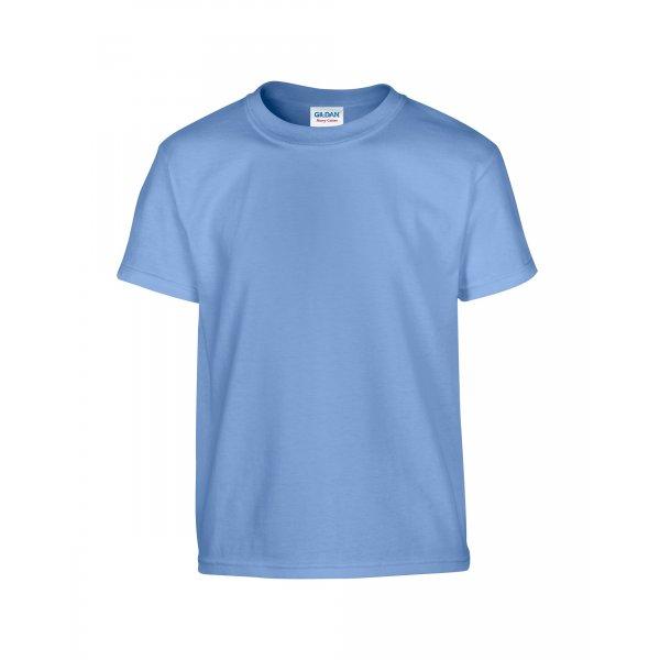 Carolina Blue barn t-shirt med eget tryck - Standard