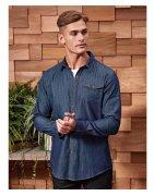 Skjortor med eget tryck eller brodyr, stort urval och snabb leverans