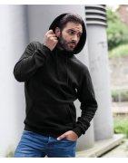 Herr-hoodies med eget tryck - stort urval som du kan designa själv