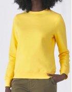 Dam sweatshirts med eget tryck